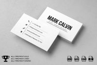 Awesome Freelance Business Card Template  Hydraexecutives Pertaining To Freelance Business Card Template
