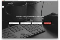 Awesome Html Landing Page Templates   Colorlib regarding Html5 Blank Page Template