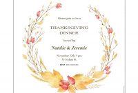 Awesome Thanksgiving Menu Templates ᐅ Template Lab regarding Thanksgiving Menu Template Printable