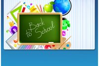 Back To School Powerpoint Template Back To School Ppt Template with regard to Back To School Powerpoint Template