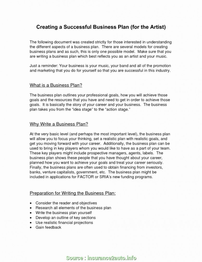Band Business Plan Template Template For Writing Music Inside Template For Writing A Music Business Plan