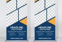 Banner Design  Sansurabionetassociats pertaining to Retractable Banner Design Templates