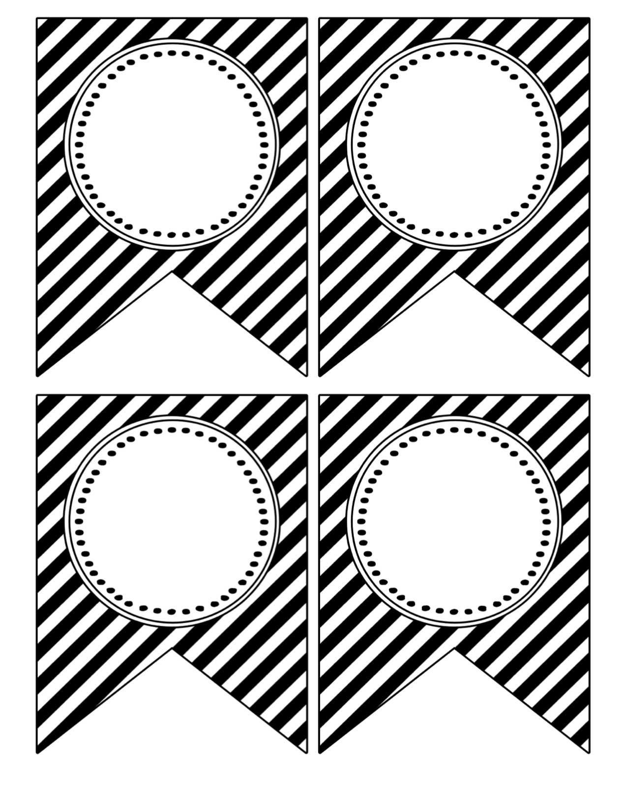Banner Ideas Design Templates Free Printables Unique Free Printable Within Free Blank Banner Templates