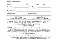 Banquet Contract Agreement inside Banquet Hall Rental Agreement Template