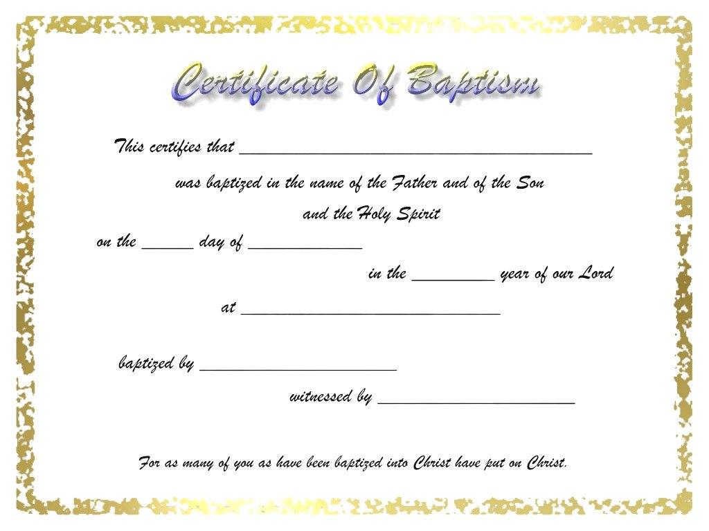 Baptism Certificate Template Filename  Contesting Wiki Within Baptism Certificate Template Download