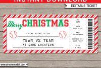 Baseball Gift Certificate Template Free for Tennis Gift Certificate Template