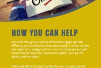 Be A Volunteer Church Flyer Template  Mycreativeshop with regard to Volunteer Brochure Template