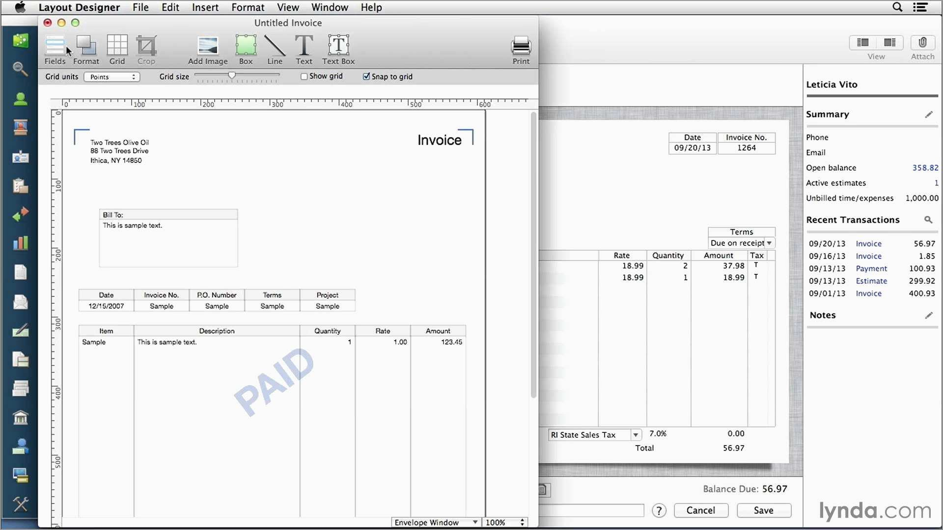 Beautiful Quickbooks Templates Download Free  Best Of Template Pertaining To Quickbooks Invoice Templates Free Download