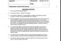 Bedroom Tax Appeals At Ftt  Nearly Legal Housing Law News And Comment intended for Shelter Lodger Agreement Template