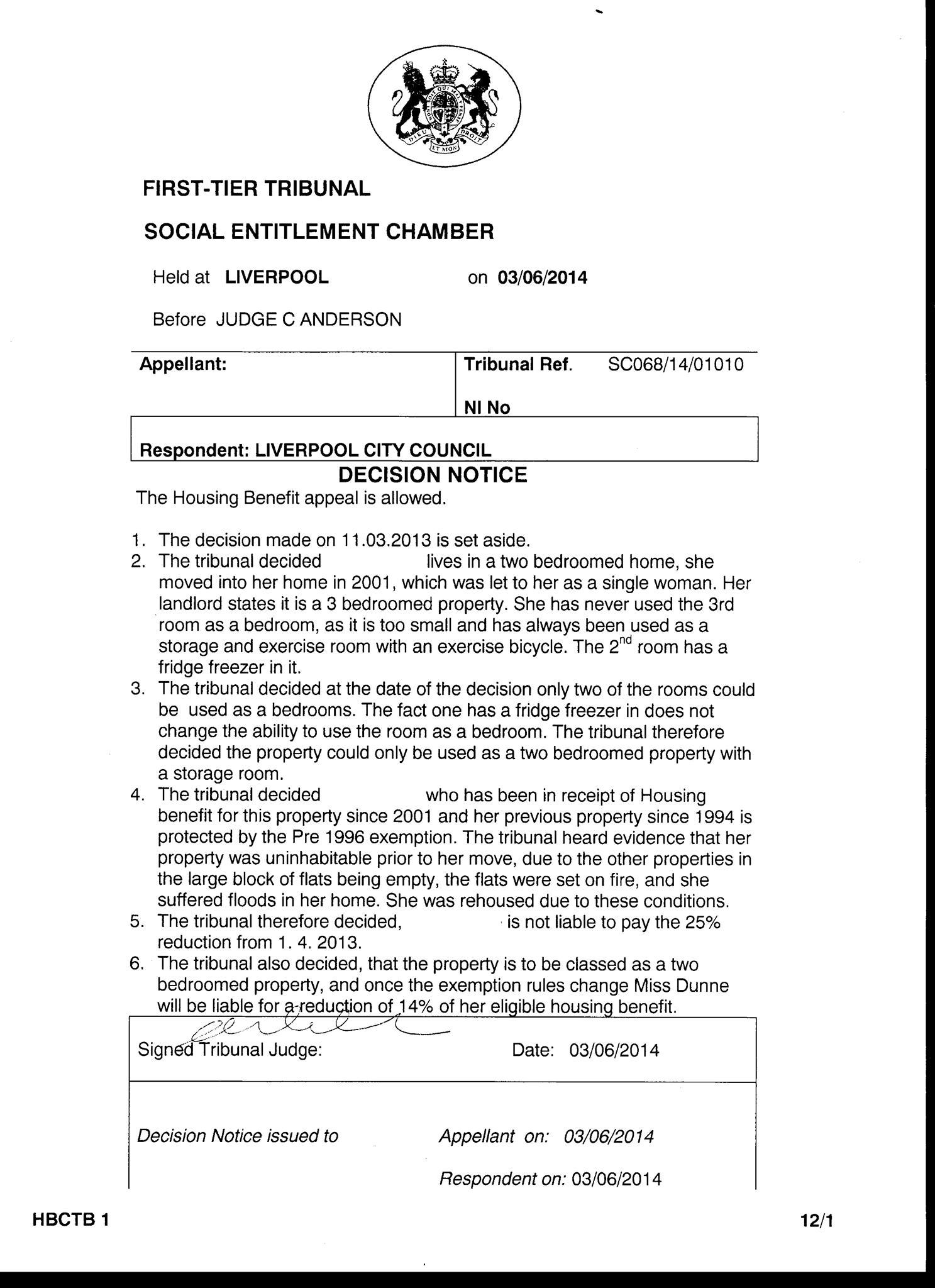 Bedroom Tax Appeals At Ftt  Nearly Legal Housing Law News And Comment With Shelter Lodger Agreement Template