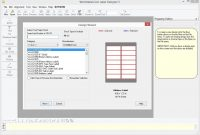 Best Address Label Making And Printing Software for Return Address Label Template For Mac