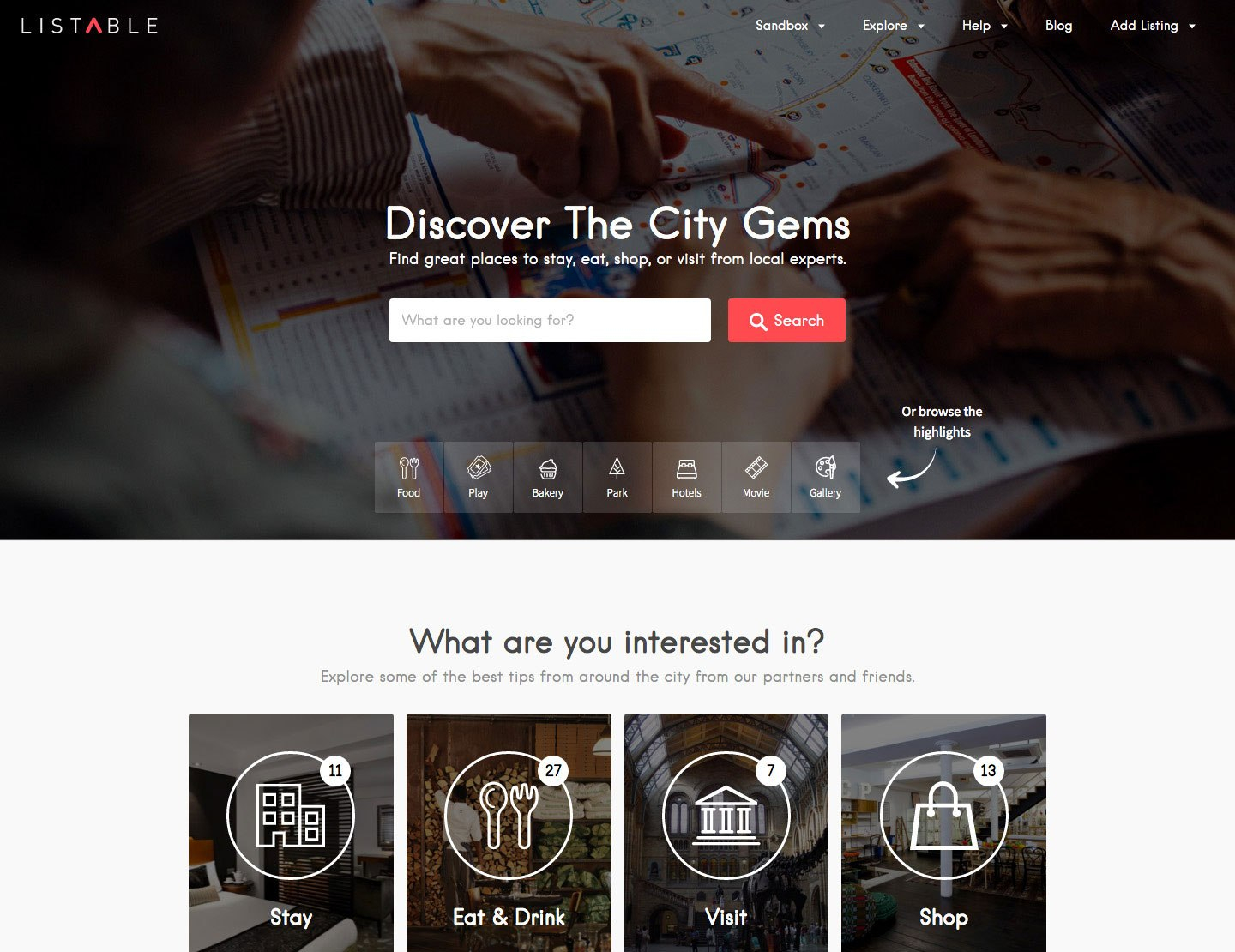 Best Directory WordPress Themes   Colorlib Inside Free Business Directory Template