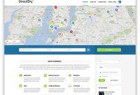 Best Directory WordPress Themes   Colorlib inside WordPress Business Directory Template