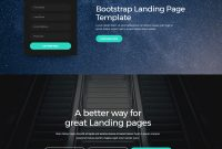 Best Free Html Bootstrap Templates for Html5 Blank Page Template