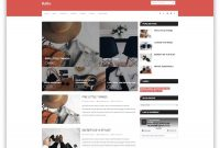 Best Free Responsive Blogger Templates   Colorlib intended for Free Blogger Templates For Business