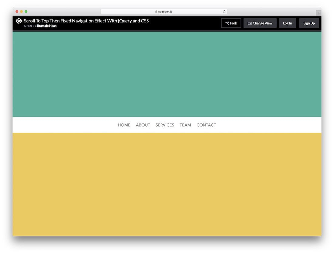 Best Free Website Menu Templates For Modern Creative Sites Within Free Css Navigation Menu Templates