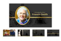Best Funeral Powerpoint Templates Of   Adrienne Johnston within Funeral Powerpoint Templates