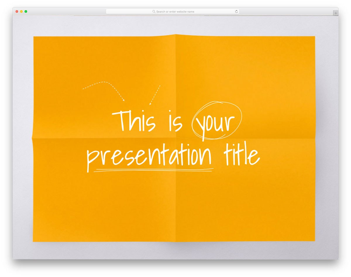 Best Hand Picked Free Powerpoint Templates   Uicookies For Fancy Powerpoint Templates