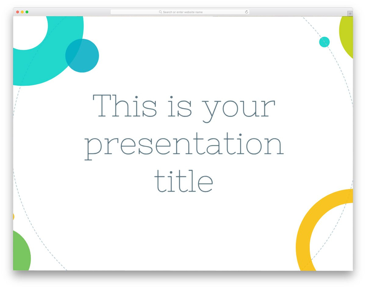 Best Hand Picked Free Powerpoint Templates   Uicookies Pertaining To Fancy Powerpoint Templates