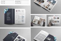 Best Indesign Brochure Templates  Creative Business Marketing regarding 12 Page Brochure Template