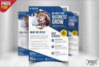 Best Of Free Psd Business Flyer Templates  Best Of Template throughout New Business Flyer Template Free