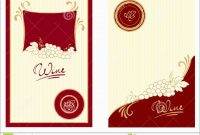 Best Of Wine Bottle Tag Template Free  Best Of Template throughout Blank Wine Label Template
