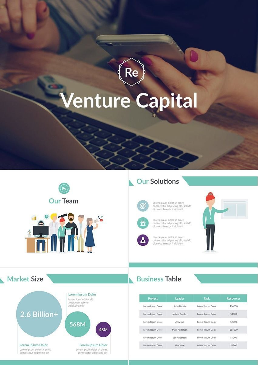 Best Pitch Deck Templates For Business Plan Powerpoint Within Business Idea Pitch Template