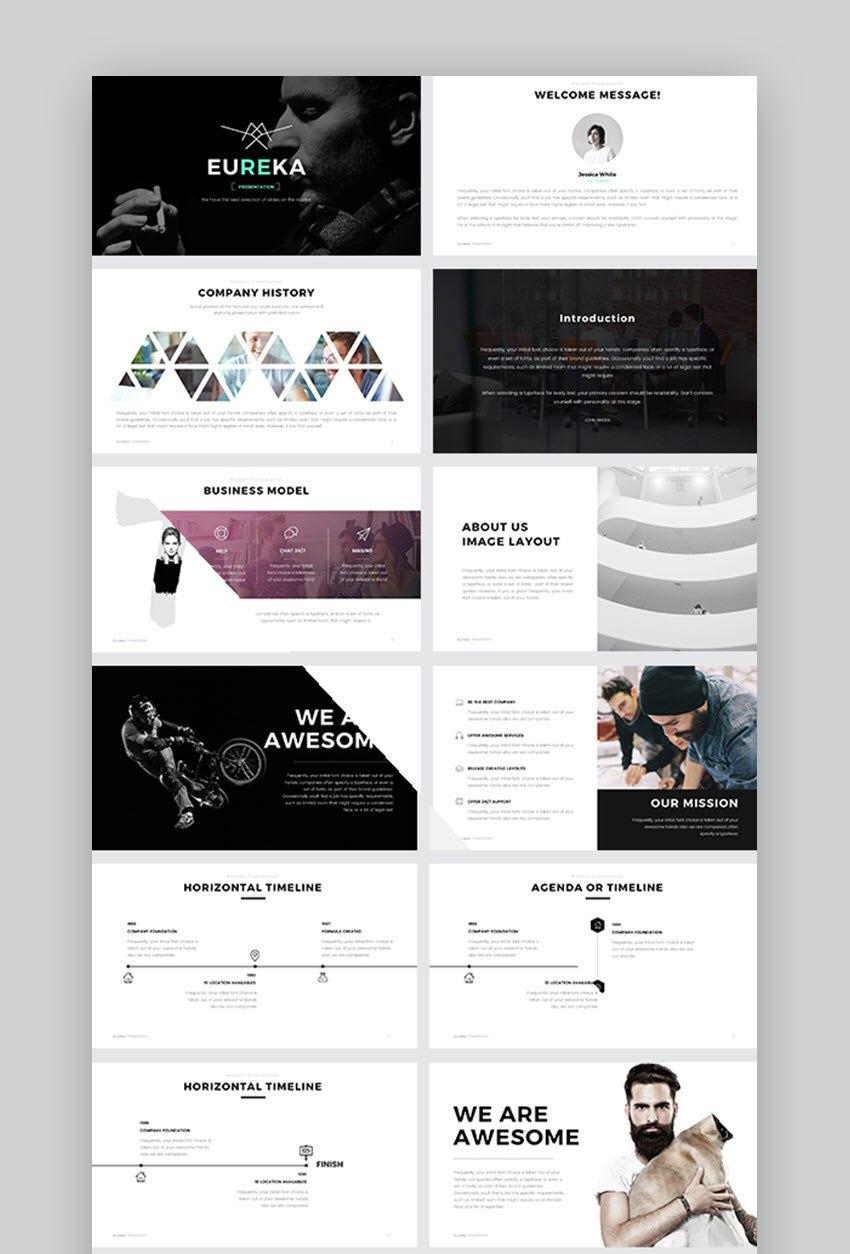 Best Powerpoint Slide Templates Free  Premium Ppt Designs In Powerpoint Photo Slideshow Template