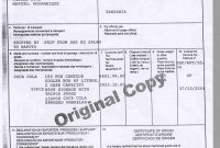 Best Solutions For Certificate Of Origin For A Vehicle Template Of within Certificate Of Origin For A Vehicle Template