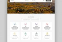 Best WordPress Directory Themes To Make Business Websites pertaining to Business Listing Website Template