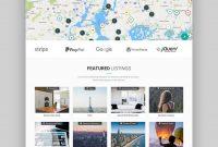Best WordPress Directory Themes To Make Business Websites regarding Business Listing Website Template