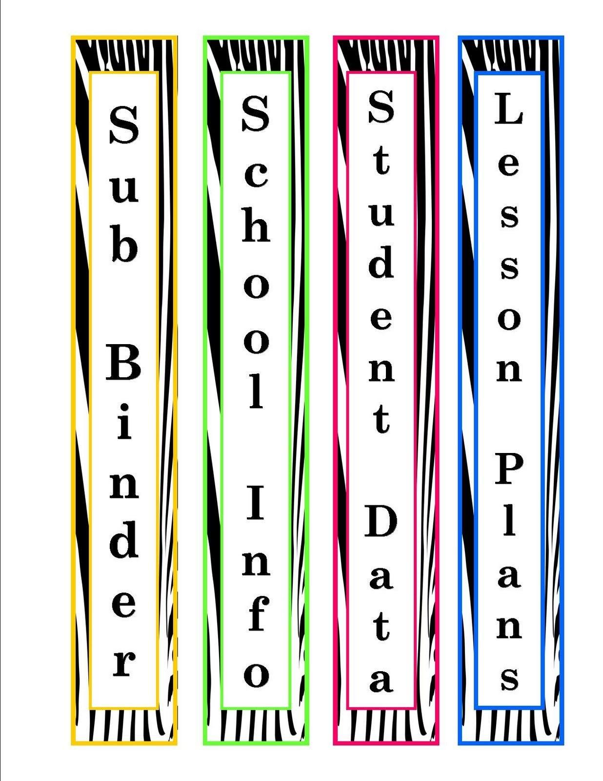 Binder Spine Label Template Breathtaking Ideas   Staples Regarding Folder Spine Labels Template