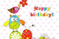Birthday Card Template Free Ideas Unusual Printable Invitation with regard to Photoshop Birthday Card Template Free