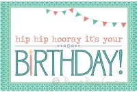 Birthday Cards Templates To Print – Targergoldendragonco Inside within Mom Birthday Card Template