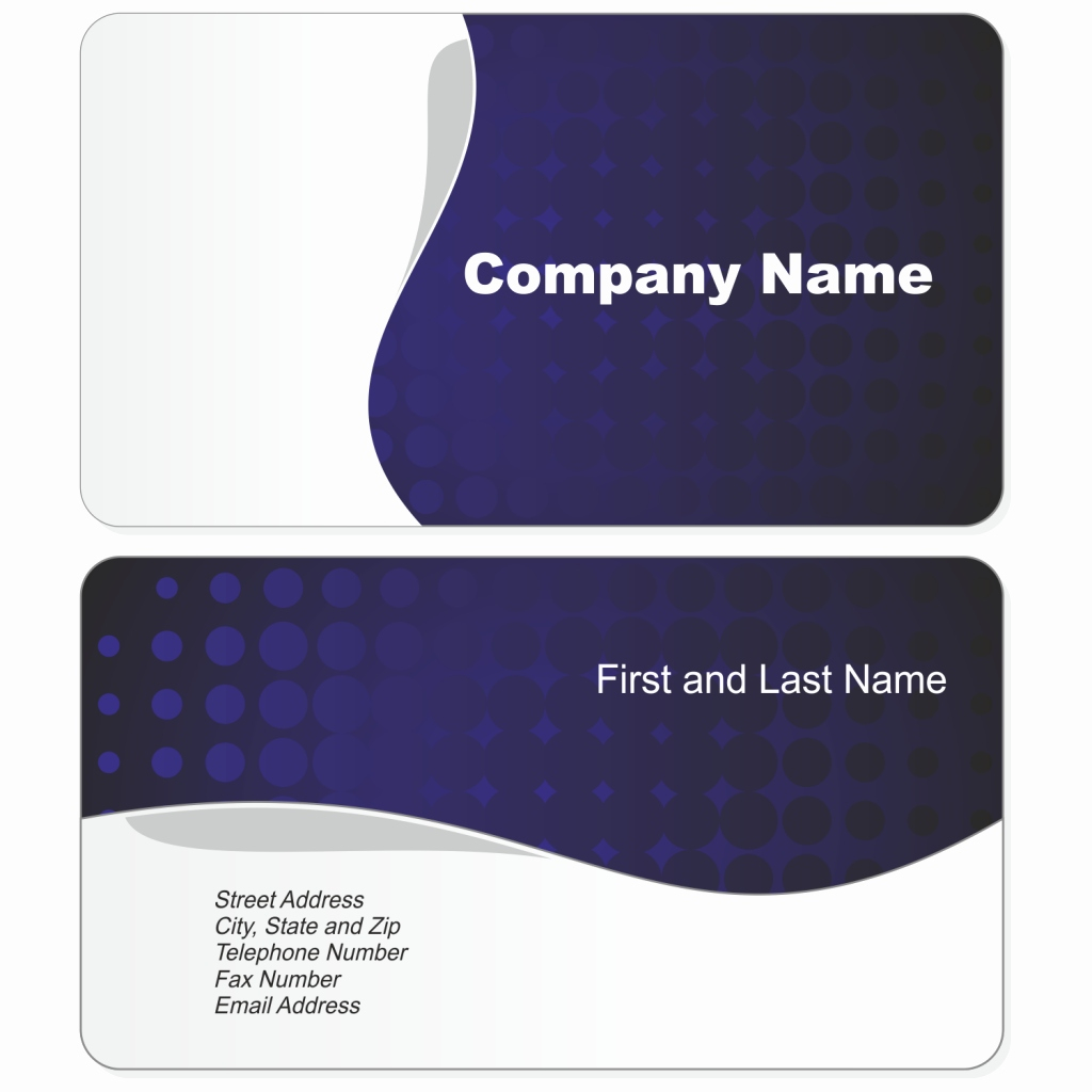 Blank Business Cards Templates Elegant Blank Business Card Template Regarding Blank Business Card Template Photoshop