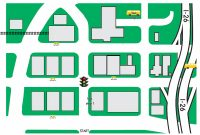Blank City Map Template  Templates Design Intended For Blank City Map Template