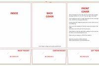 Blank Design Templates regarding Tri Fold Tent Card Template
