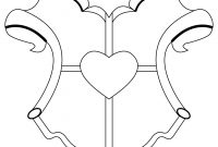 Blank Family Crest Template  Clipartsco  Library Media Specialist in Blank Shield Template Printable