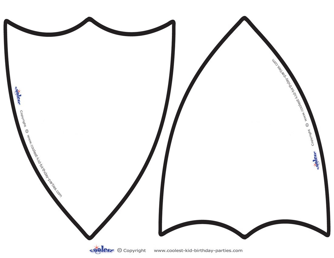 Blank Shield  Free Download Best Blank Shield On Clipartmag With Blank Shield Template Printable
