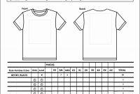 Blank Shirt Template Pdf  Dreamworks within Blank Tshirt Template Pdf