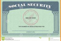 Blank Social Security Card Template  Hardbreakersthemovie for Blank Social Security Card Template