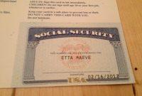 Blank Social Security Card Template  Icardcmic inside Social Security Card Template Pdf