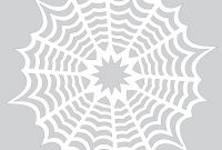Blank Template To Draw A Pattern For Paper Snowflake  Free for Blank Snowflake Template