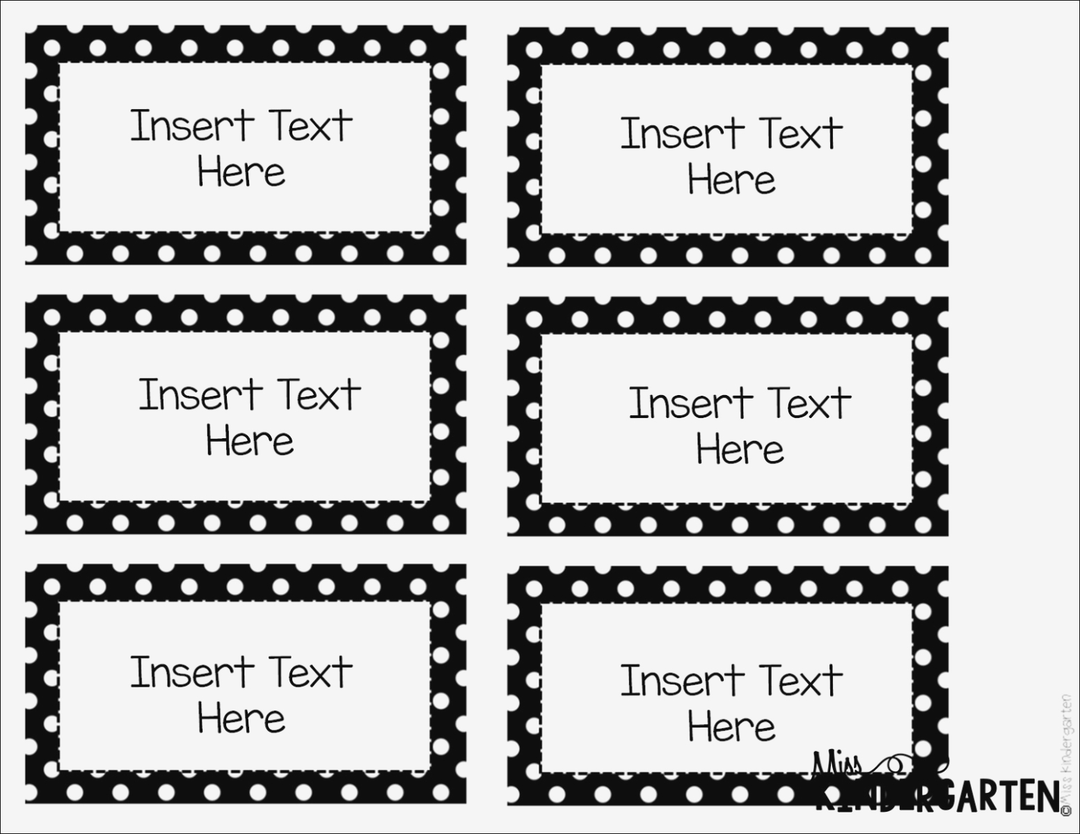 Book Bin Labels Printable Editable Word Wall Templates  – Label Throughout Bin Labels Template
