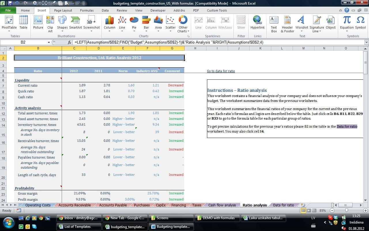 Bookkeeping Excel Template Use This General Ledger Bookkeeping For Bookkeeping For Small Business Templates