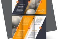 Brochure Design Brochure Template Creative Vector Image with E Brochure Design Templates