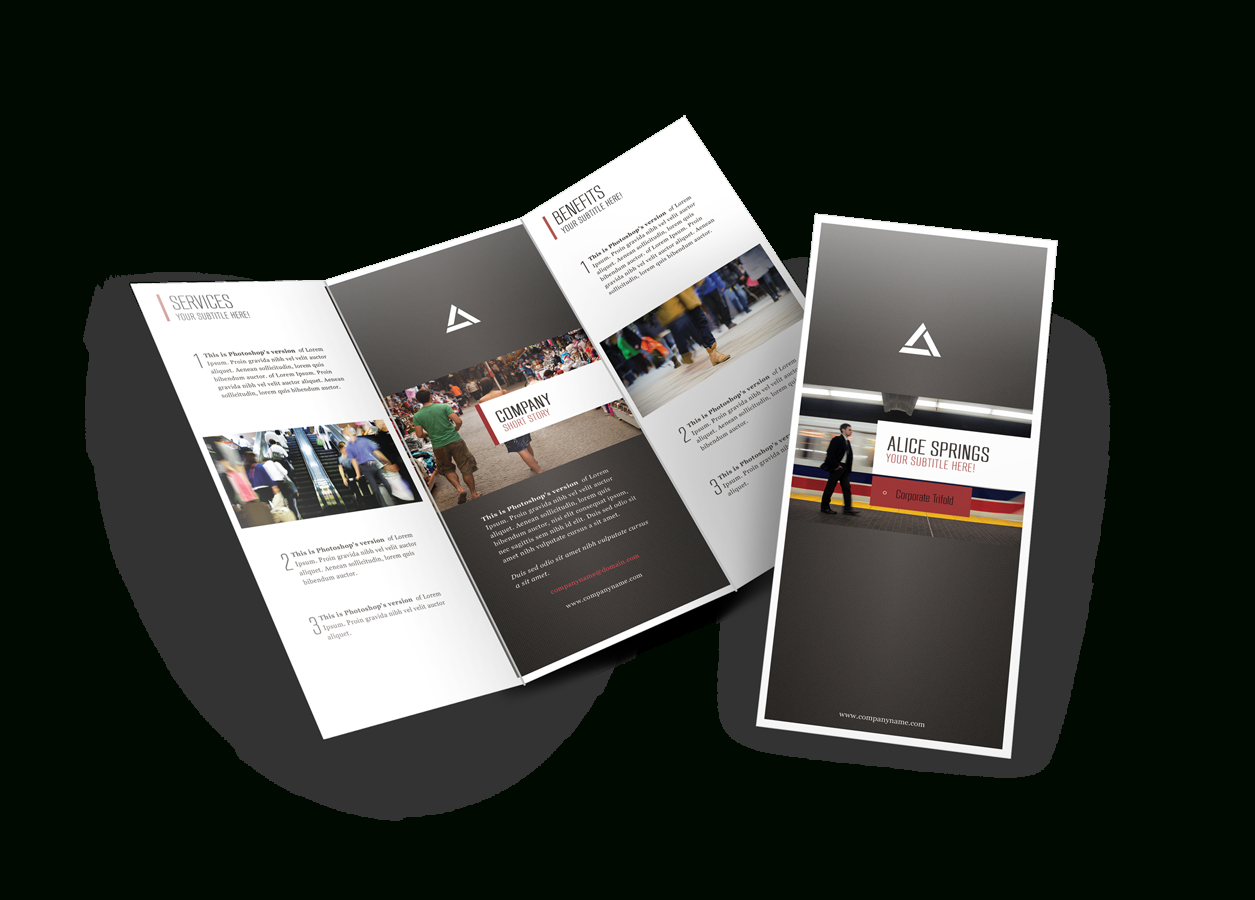 Brochure Printing  Custom Brochure Printing Services  A Plus Print Pertaining To Pop Up Brochure Template