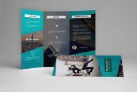 Brochure Templates  Design Shack in 4 Fold Brochure Template Word