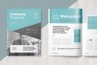 Brochure Templates  Design Shack intended for Letter Size Brochure Template
