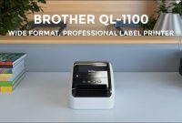 Brother Qlnwb Wide Format Wireless Postage  Barcode pertaining to Brother Label Printer Templates